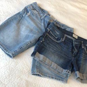 Aeropostale jean shorts 🌞